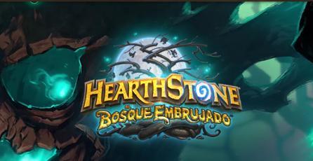 """""""El bosque embrujado"""" será la nueva expansión que llegará a Hearthstone"""