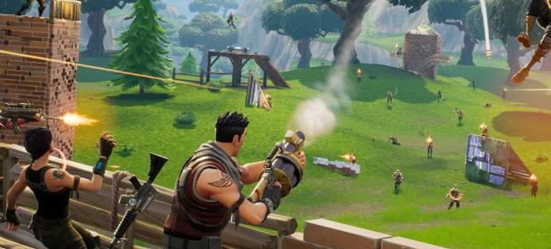 Mira el primer trailer de <em>Fortnite </em>para iPhone, iPad y Android
