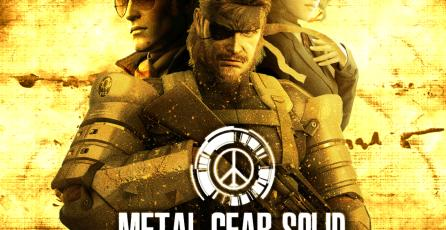Ya puedes jugar <em>Metal Gear Solid: Peace Walker HD</em> en Xbox One