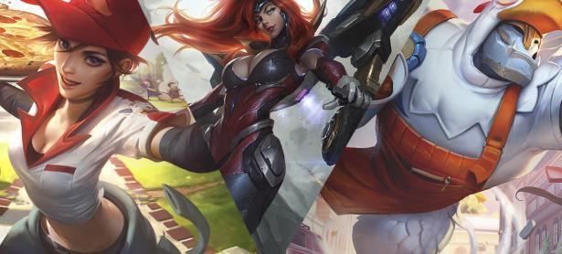 Nuevo aspecto definitivo y el rework de Ahri llegarán la próxima semana a League of Legends
