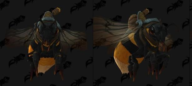 Ahora podrás volar en <em>WoW</em> sobre una abeja gigante