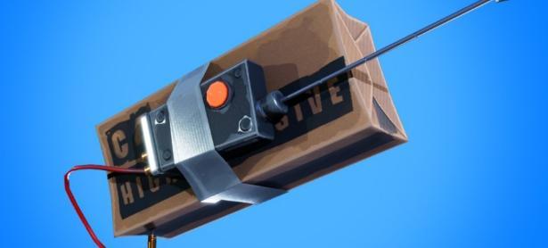 <em>Fortnite Battle Royale</em> recibirá bombas a control remoto