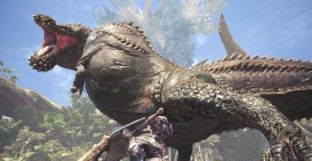 Primera gran actualización de <em>Monster Hunter: World</em> trae Deviljho y más