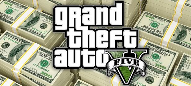 <em>Grand Theft Auto V</em> se corona de nuevo en las ventas de Reino Unido