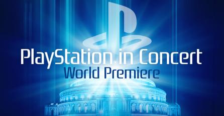 La Royal Philharmonic Orchestra de Londres presenta <em>PlayStation en Concierto</em>
