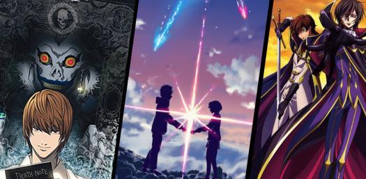 6 ánimes para introducirse en el universo de la animación japonesa