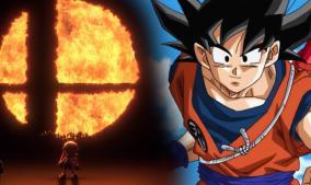 ¿Y cuando llega Goku a Super Smash Bros.?