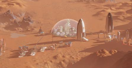 Ya puedes iniciar tu aventura espacial en <em>Surviving Mars</em>