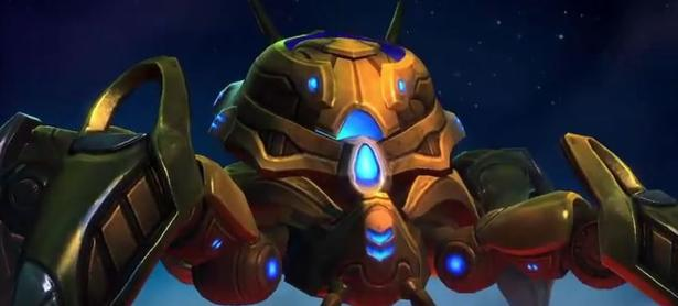 Fénix de <em>StarCraft</em> pronto llegará a <em>Heroes of the Storm</em>