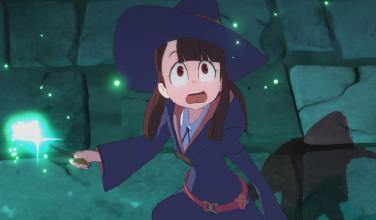 Confirman fecha para <em>Little Witch Academia: Chamber of Time</em>
