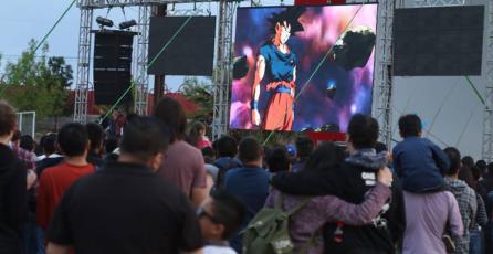 Más de 30 mil fans se reunieron en México y Ecuador para ver <em>Dragon Ball Super</em>