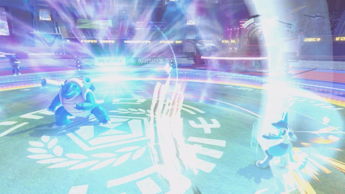 Checa las capturas del próximo DLC para <em>Pokkén Tournament DX</em>
