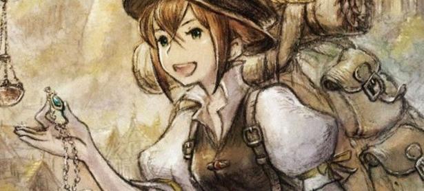 Square Enix liberó nuevas imágenes de <em>Octopath Traveler</em>