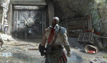 Checa 15 minutos del brutal gameplay de <em>God of War</em>