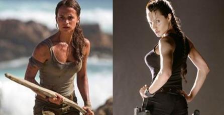 Critican a la nueva <em>Lara Croft</em> por no tener un gran busto