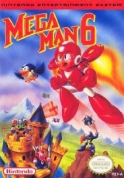 Mega Man 6
