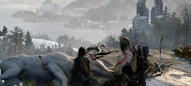 SIE Santa Monica explica por qué <em>God of War</em> tiene elementos RPG
