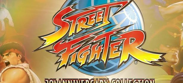 Confirman fecha para <em>Street Fighter 30th Anniversary Collection</em>