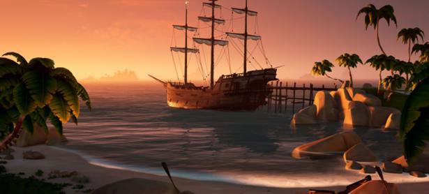 Xbox celebra el lanzamiento de <em>Sea of Thieves</em> con nuevos videos