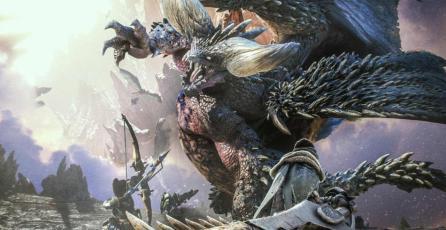 <em>Monster Hunter World</em> pasa otro mes como el juego más popular de EUA
