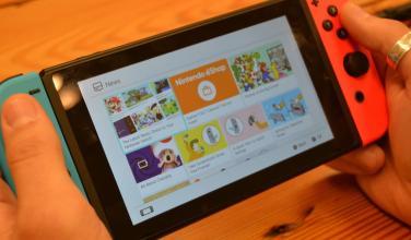 Ventas digitales third-party de Switch superan a las físicas en EUA