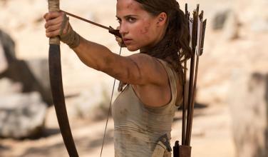 Película de <em>Tomb Raider</em> generó más de $80 MDD en su estreno