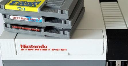 Decomisan droga en cartuchos falsos de NES en Holanda