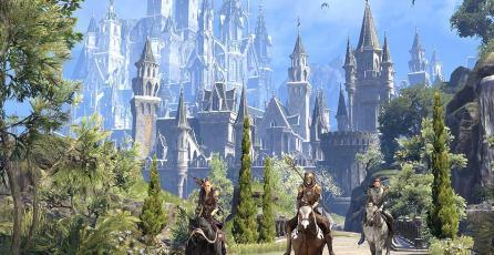 Visita Summerset en la nueva expansión para <em>The Elder Scrolls Online</em>