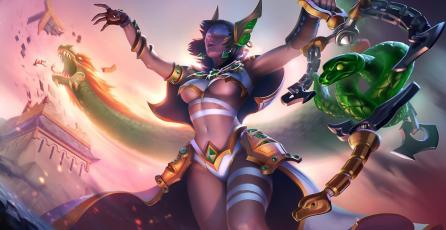 <em>Paladins</em> recibe su primer evento llamado <em>Siege of Ascension Peak</em>