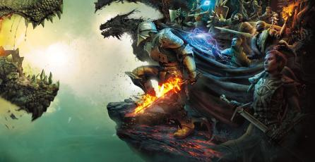 Un pequeño equipo podría estar trabajando en <em>Dragon Age</em>