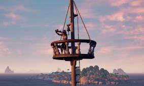 Sea of Thieves tiene elementos que evitan la toxicidad