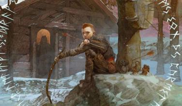 Atreus será un personaje vital en la narrativa de <em>God of War</em>