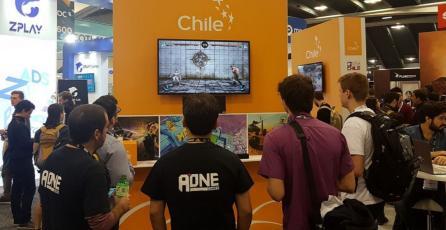 21 estudios chilenos se presentaron esta semana en la GDC 2018