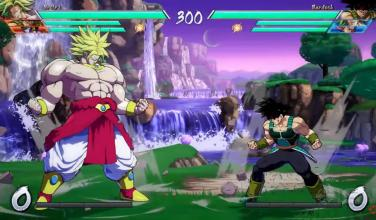 <em>Dragon Ball FighterZ</em> muestra gameplay de Broly y Bardock