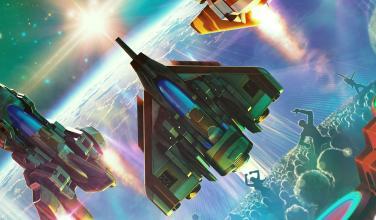 El shoot 'em up <em>Dangun Feveron</em> debutará en PS4 y Xbox One