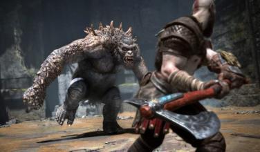Director de <em>God of War</em> compara su combate con <em>Dark Souls</em>