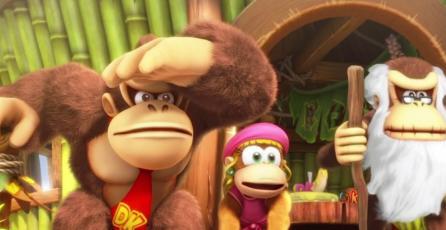 Ya sabemos cuanto pesará <em>Donkey Kong Country: Tropical Freeze </em>para Switch