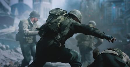 <em>Call of Duty: WWII </em>recibe un nuevo modo de juego