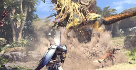 Capcom reveló el secreto detrás del magnífico mundo de <em>Monster Hunter World</em>