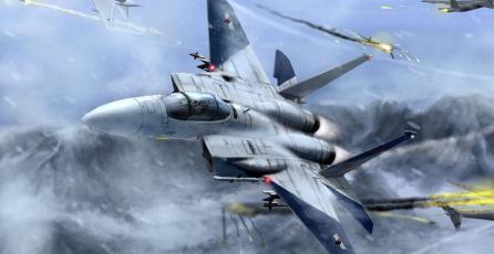 Varios remasters de <em>Ace Combat</em> podrían estar en camino