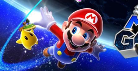 Así se juega <em>Super Mario Galaxy</em> sin controles de movimiento