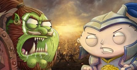 <em>Family Guy</em> emitirá episodio especial basado en <em>Warcraft</em> este fin de semana
