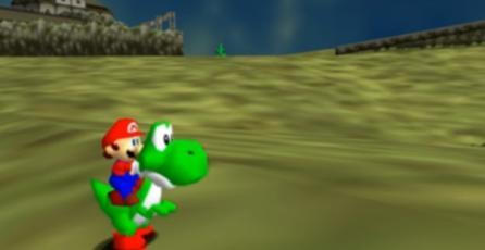 Mod <em>Super Mario 64: Ocarina of Time</em> ya puede descargarse