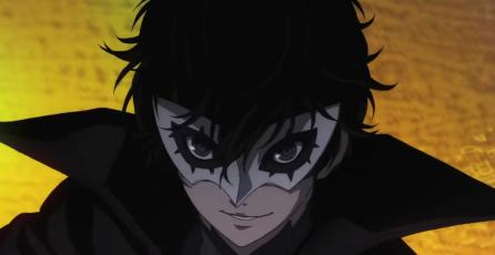 Ve el segundo avance del anime de <em>Persona 5</em>