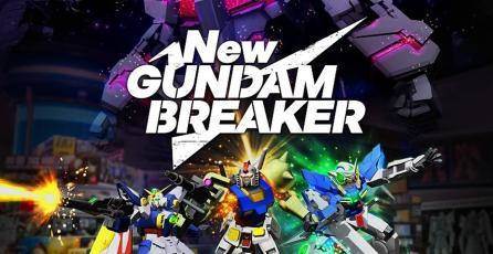 <em>New Gundam Breaker</em> llegará a PS4 y PC en junio