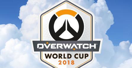 Blizzard anuncia la Overwatch World Cup 2018