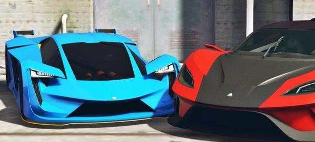 El nuevo auto para <em>GTA Online</em> es un superdeportivo con aspecto futurista