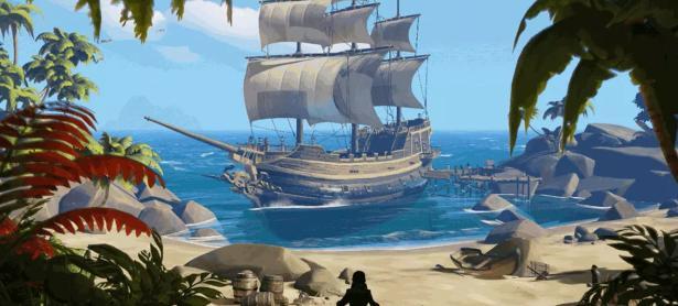 <em>Sea of Thieves </em>recibe su primera gran actualización