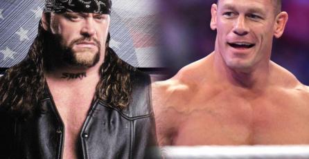 "¿John Cena podría enfrentarse al Undertaker ""American Badass"" en <em>Wrestlemania 34</em>?"