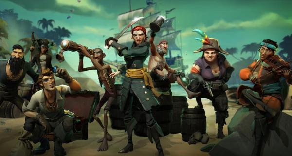 <em>Sea of Thieves</em>